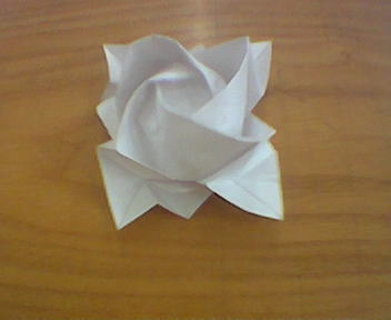折纸大全 玫瑰花视频 图片合集