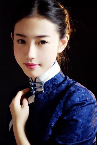 ...张辛苑个人资料张辛苑微博博客民间第一美女张辛苑素颜头像