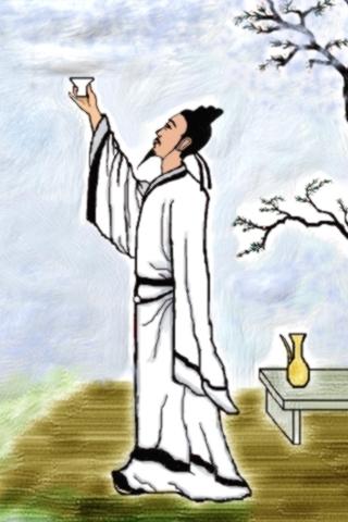 唐代诗人李白简笔画内容唐代诗人李白简笔画版面